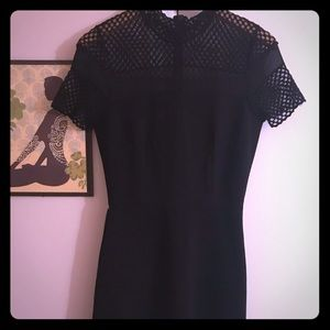 NWT Gianni Bini black dress